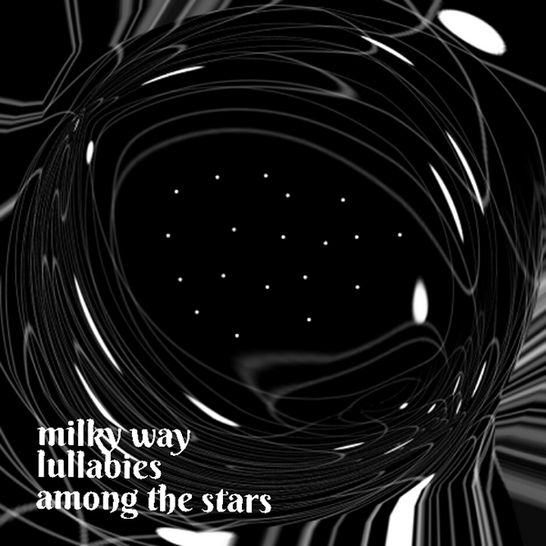 'milky way / lullabies / among the stars' by Neni Rusliana