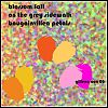 'blossom fall / on the grey sidewalk / bougainvillea petals' by Gillena Cox