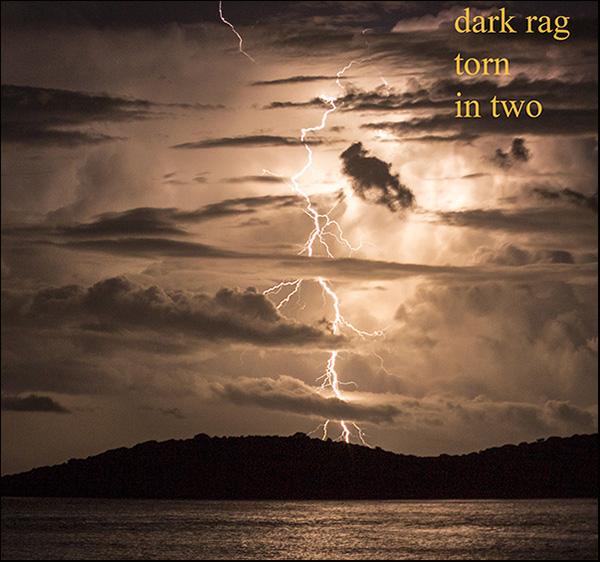 'dark rag / torn / in two' by Zeljko Vogkovic