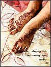 'stepping into / her wedding shoes / vertigo' by Allison Millcock